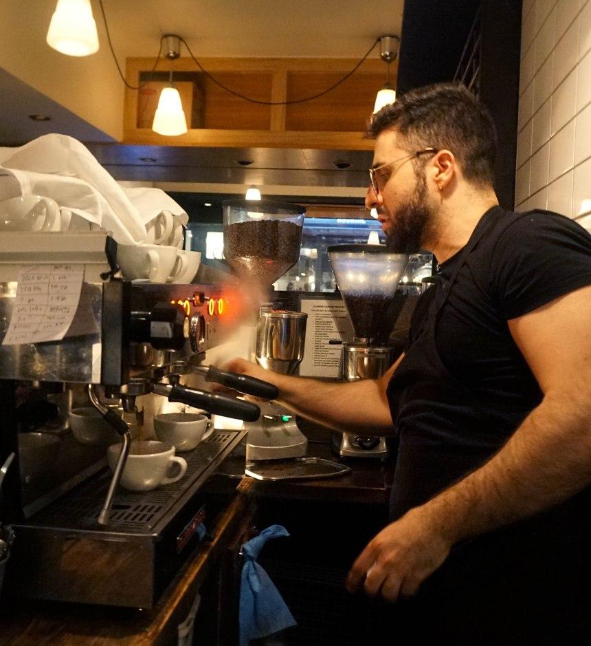 ricardo espresso machine