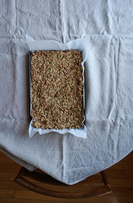granola unbaked web